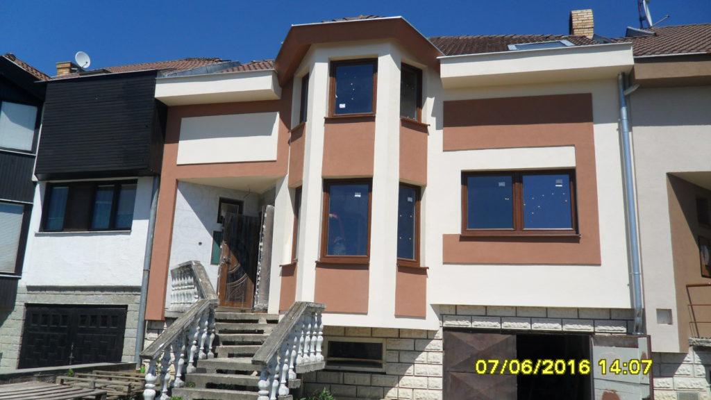 Rekonštrukcia rodinného domu